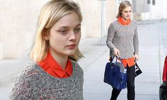 Bella Heathcote cuts a casual figure as she arrives in Vancouver ahead of filming for Fifty Shades Darker | Daily Mail Online