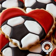 I Love Soccer! | Cookie Connection