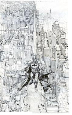 Batman: The Dark Knight by daxiong.deviantart.com