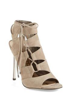 'Palma' Suede Sandal (Women)