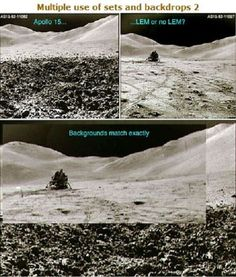 The 7 Best 1969 Fake Ass Moon Landing Images On Pinterest
