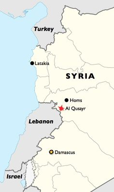 hezbollah qusayr - Google Search