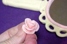 ~ Sugar Teachers ~ Cake Decorating and Sugar Art Tutorials: Gumpaste Vanity Set Tutorial