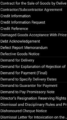Credit Note Request Form Fascinating Contractorsubcontractor Legal Form Template From Smartphone Legal .