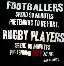 Players with Goals Succeed in Denim > Poster with rugby for motivation - January 2015 - Rugby Vs Football, Rugby Sport, Rugby Memes, Rugby Quotes, Sports Memes, Rugby League, Rugby Players, Football Players, Rugby Drills