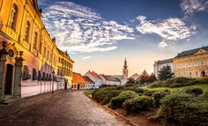 home town Nitra Big Country, Close To Home, European Countries, Eastern Europe, Lonely Planet, Bridges, Places Ive Been, Castle, Outdoors