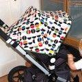 Kinderwagen Bezug für Bugaboo selber machen nähen