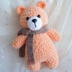 Amigurumi plush bear Free Amigurumi Bear Toy Softies Crochet Patterns: Crochet Teddy Bear, Bear Amigurumi, Toy Bear Crochet for Kids, Valentine Gifts Chat Crochet, Crochet Mouse, Crochet Bunny, Crochet Snowman, Free Crochet, Crochet Parrot, Crochet Penguin, Crochet Baby Toys, Crochet Bear Patterns