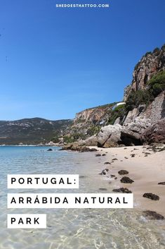 Discussing my recent travels to the Arrábida Natural Park. Sharing top beaches, a cozy lunch spot, a stunning viewpoint, and travel necessities. Mediterranean Plants, Travel Necessities, Natural Park, Portugal Travel, Group Travel, Beach Tops, Travel Activities, Amazing Destinations, Travel Guides