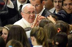 """""""No quería ser Papa"""", confesó Francisco a una chica de 6 años - lanacion.com"""