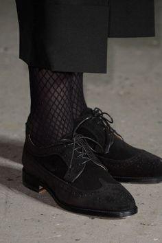 Thom Browne at New York Fall 2015 (Details)