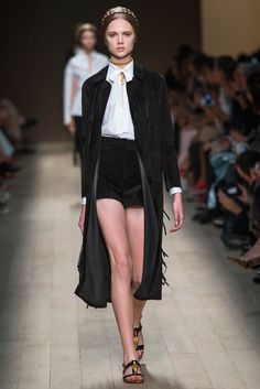Valentino Spring 2014 Ready-to-Wear Fashion Show - Holly Rose Emery (Next)