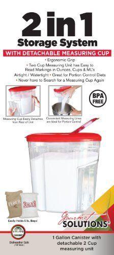 Cups of flour in 5 lb bag