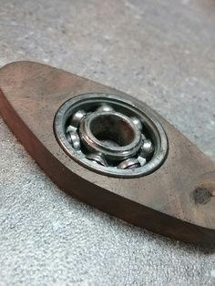 Just a simple little fidget spinner