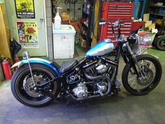Photo: This Photo was uploaded by Find other pictures and photos or upload . Softail Bobber, Harley Softail, Harley Bobber, Bobber Chopper, Harley Davidson Chopper, Harley Davidson Roadster, Harley Davidson Motorcycles, Custom Bobber, Custom Harleys
