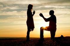 何度だって言われたい♡『プロポーズ再現ショット』は前撮りおすすめのポーズです*にて紹介している画像