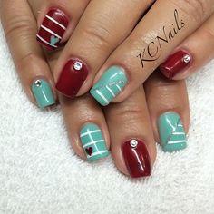 Instagram photo by pretty_in_polish92 #nail #nails #nailart