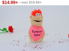 Forever Love Anniversary Gift Funny by HomemadeCraftIdeas on Etsy