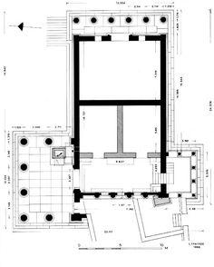 Erecteion (planta) | Mnesicles | Arte griego, época clásica