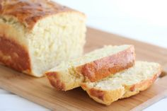 Thomas Keller's Brioche Bread - Everytime I go to Napa valley I order two loaves to take home with me for french toast and other cooking. YUM!