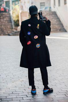 Paris Fashion Week Street Style 2016