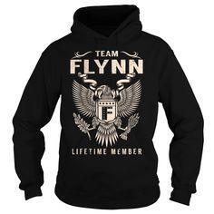 Team FLYNN Lifetime Member - Last Name, Surname T-Shirt