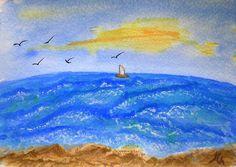 Near the Sea от Endla на Etsy
