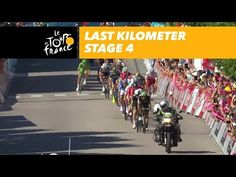 Last kilometer - Stage 4 - Tour de France 2017 - VER VÍDEO -> http://quehubocolombia.com/last-kilometer-stage-4-tour-de-france-2017    The 2017 Tour de France starts for the 1st time from Düsseldorf in Germany. From Saturday 1st of July to Sunday 23rd of July 2017, the 104th Tour de France includes 21 stages for a total length of 3 521 kilometers. Stage 4 – (Mondorf-les-Bains / Vittel) More information...