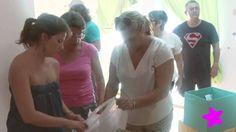 """""""Casa Nova"""" no Aconchego, uma ação Social, do grupo Lazy Millionaires"""