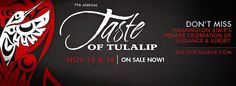 The annual Taste of Tulalip Rock and Roll Challenge features three chef/sommelier teams which duel for fun in a 30-minute cooking and wine pairing showdown.#WAwine #Wine #Food #Foodie