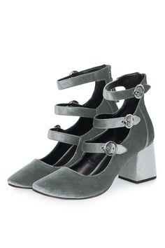 JOJO Multi Buckle Shoes