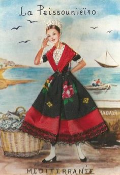 Folklore, Portugal, Disney Characters, Fictional Characters, France, Costumes, Traditional, Embroidery, Disney Princess