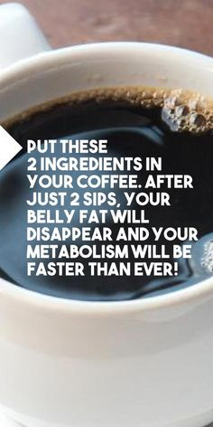 It's possible to burn this fat using a coffee recipe including ingredients such as coconut oil cocoa, honey, and cinnamon. These added condiments will help to boost your metabolic rate and in consequence, you can burn belly fat out quickly. Green Coffee Extract, Morning Drinks, Morning Coffee, Reduce Appetite, Coffee Benefits, Cinnamon Benefits, Salty Snacks, Eat Fat, 2 Ingredients