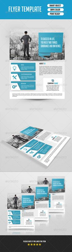 Corporate Flyer Template PSD | Buy and Download: http://graphicriver.net/item/corporate-flyer-templatev123/8777125?WT.ac=category_thumb&WT.z_author=sistec&ref=ksioks