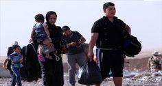 العراق : النازحين تعود لتكريت بعد ثلاثة أشهر منذ استعادتها من الدولة الإسلامية http://democraticac.de/?p=15772 Iraq: displaced people returning to Tikrit after three months since recovered from the Islamic State