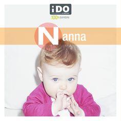 N come Nanna #alfabetodeibambini