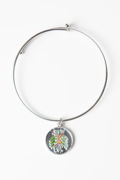 """""""You're My Person"""" Charm Bangle, inspired by Grey's Anatomy"""