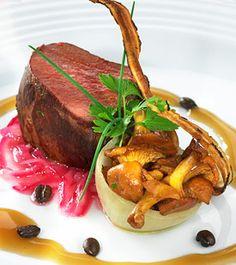 De beste oppskriftene med reinsdyr. Steak, Beef, Food, Meat, Essen, Steaks, Meals, Yemek, Eten