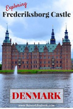 See the grandeur inside Frederiksborg Slot or Castle in Denmark.This is now the country's Museum of Natural History.