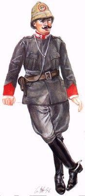 Italian Carabiniere Libia 1912, pin by Paolo Marzioli