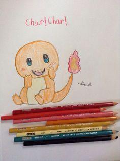 Chibi Charmander: Credit-Hyrulean Pikachu