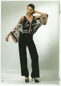 Abiti eleganti con pantaloni roma