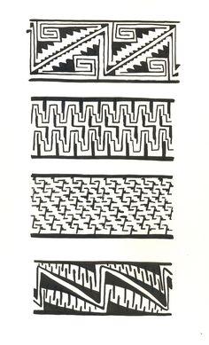 Geometría en la cerámica Diaguita