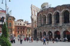Fotografía Arquitectónica, Arena di Verona,  Porta Nova, italia, www.pluiedeideas.com.mx