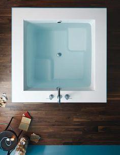 kohler japanese soaking tub. Plumbing Fixtures  Kohler in floor soaking tub Japanese Soaking Tub at The Cosmopolitan of Las Vegas