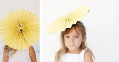 DIY Kid's Party Hats