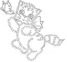 WB kitten motifs Dec 1978 d | Flickr - Photo Sharing!