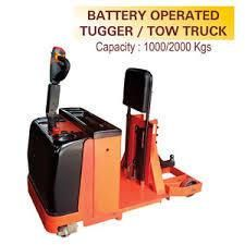 We are ISO certified company manufacturer, supplier and exporter of Battery Operated Tugger based in Surat, Gujarat, India. Tow Truck, Battery Operated, Conditioner, Strong, Easy, Color, Colour, Colors