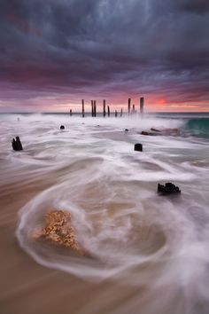 """""""Dragon in the Sea"""" Port Willunga  South Australia, photo by Dylan Toh & Marianne Lim"""