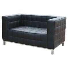 Leather Sofa Set, Deep Seat Cushions, Classic Looks, Modern Decor, Stitching, Upholstery, Shape, Interior, Furniture